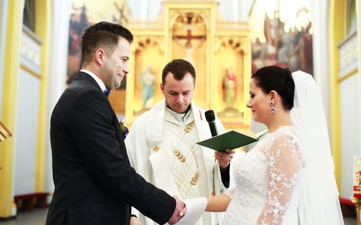 Beata i Robert - Reportaż ślubny