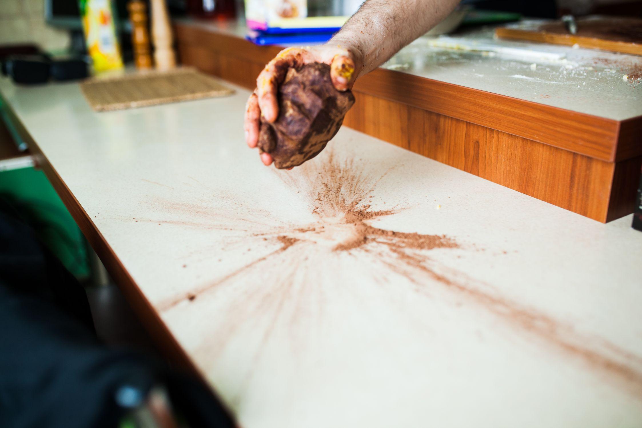 Sesja narzeczenska w kuchni (6)