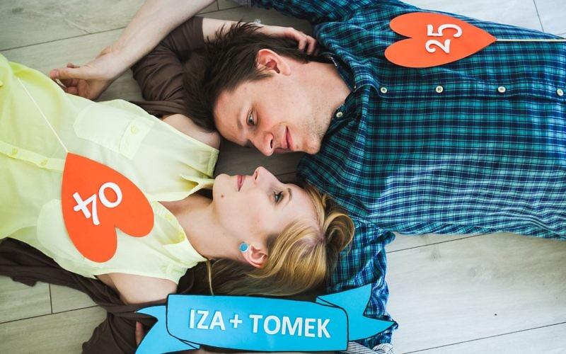Iza + Tomek -