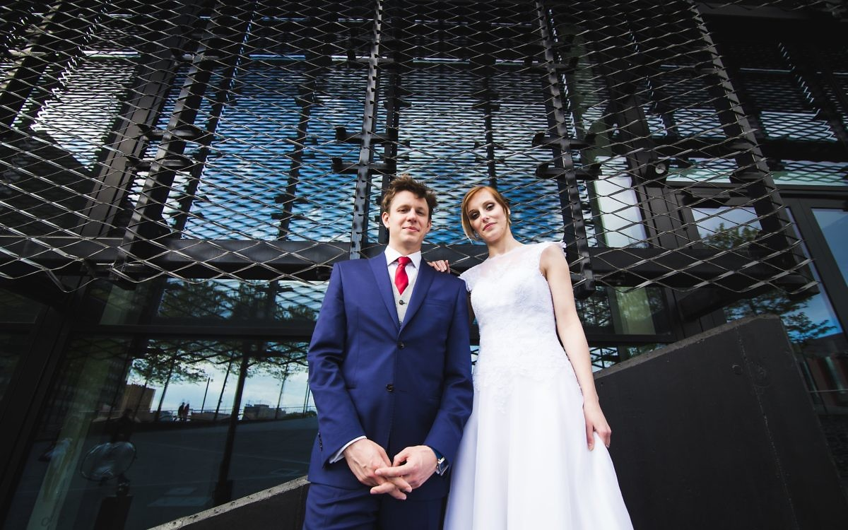 Iza + Tomek - Reportaż i plener poślubny