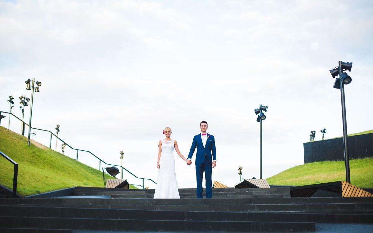Ola + Karol - Plener poślubny