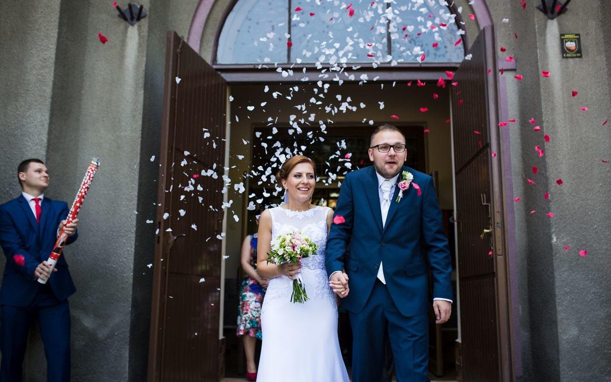 Natalia + Piotr - Reportaż ślubny