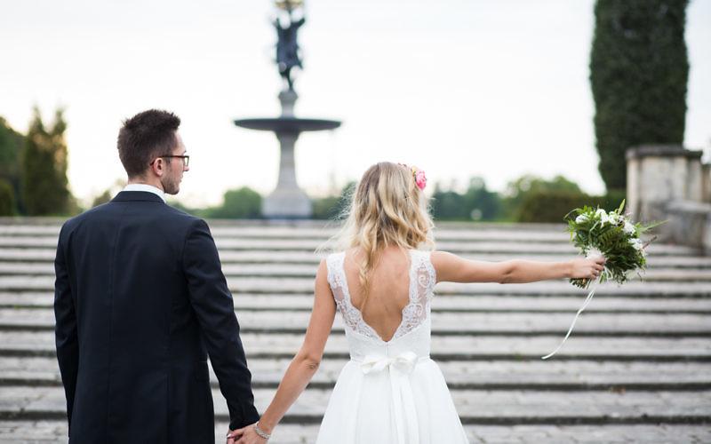 Agata + Jakub - Plener poślubny w Świerklańcu