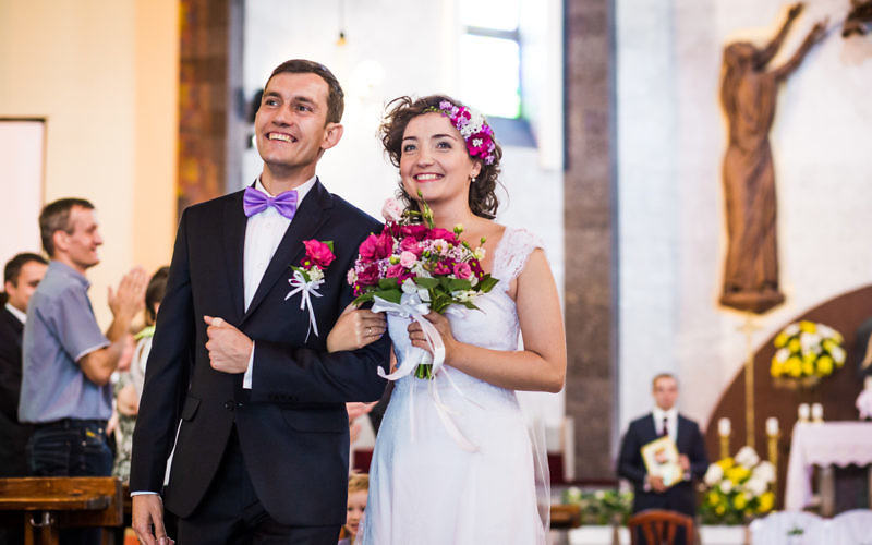 Ola + Ariel - Reportaż ślubny