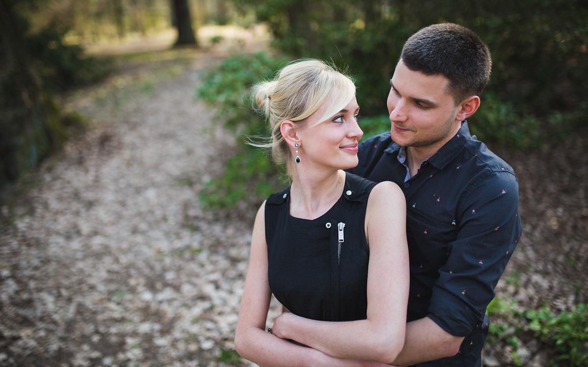 Agnieszka + Szymon - Sesja narzeczeńska