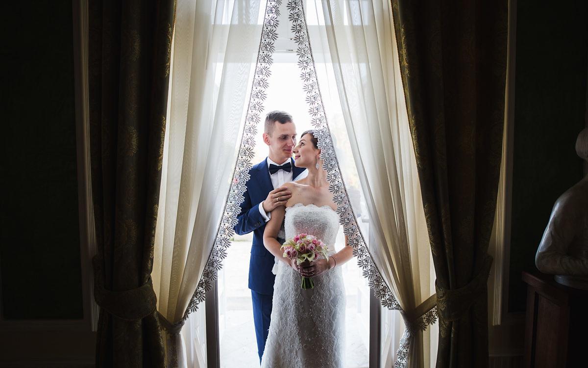 Kasia + Mateusz - Plener poślubny w Krakowie