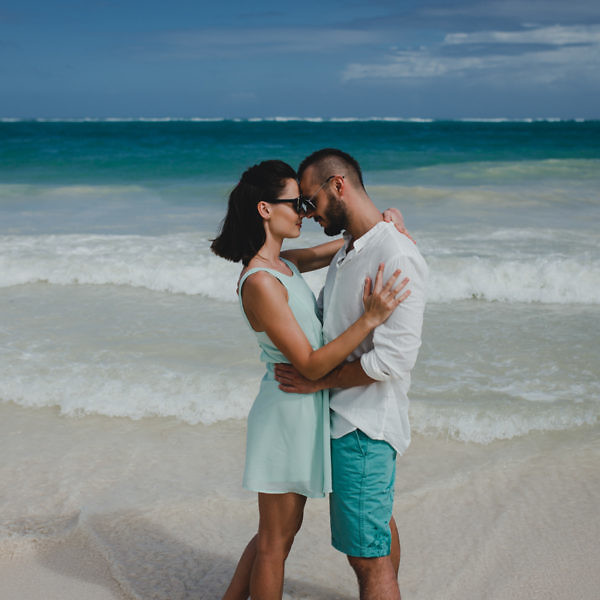 Sonia + Mati - Sesja małżeńska na Karaibach
