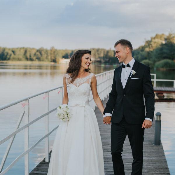 Kasia + Mateusz - reportaż ślubny