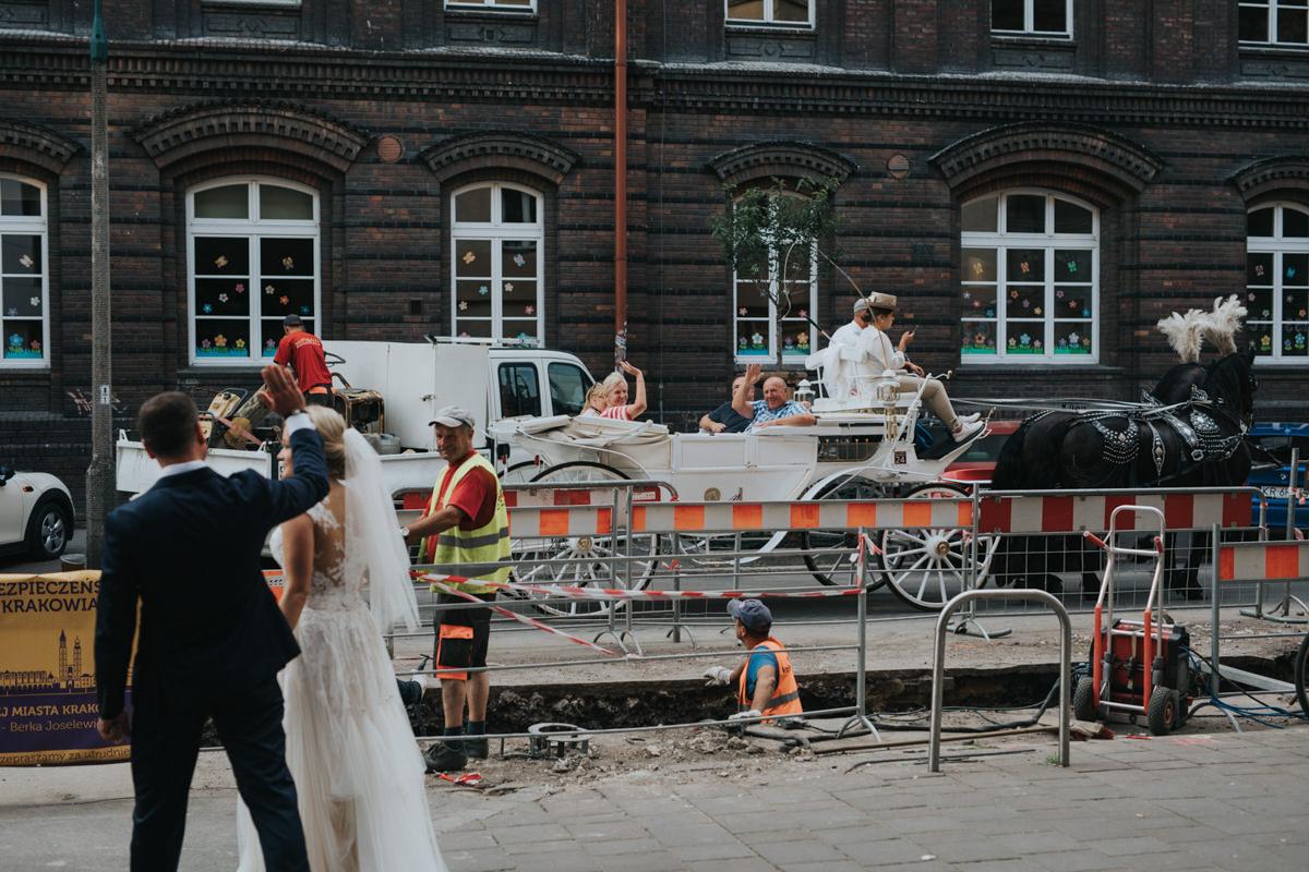 Fotograf ślubny Kraków 1