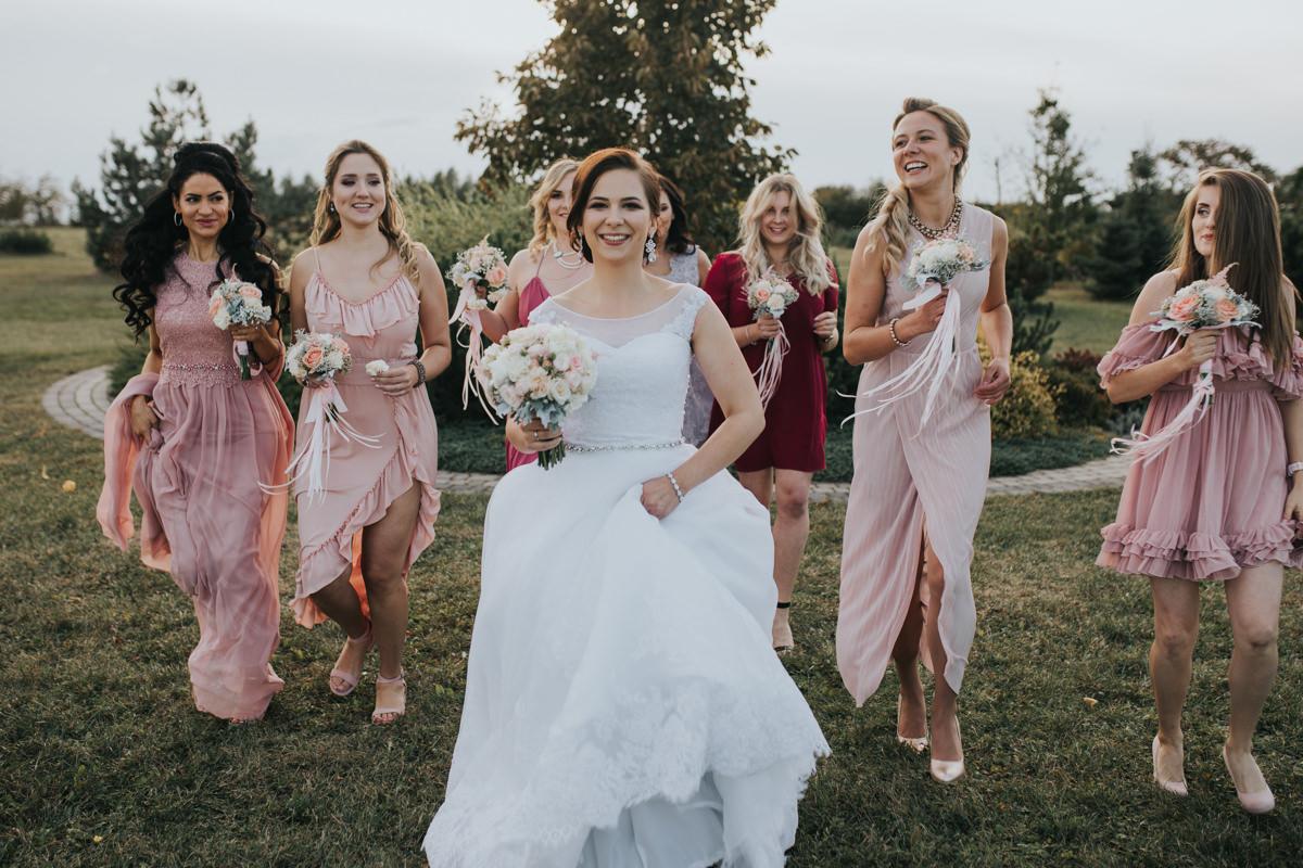 Najlepsze naturalne zdjęcia ślubne w Krakowie