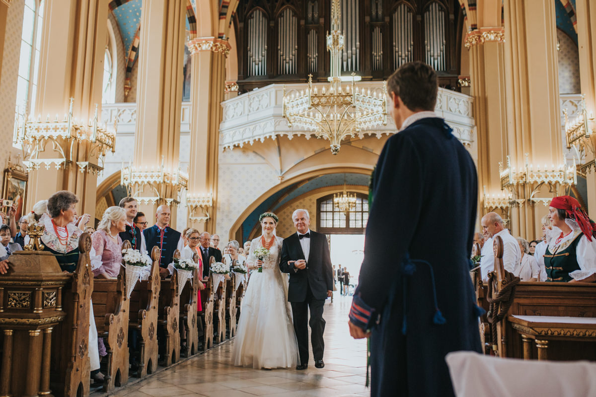 Fotograf ślubny w Katowicach