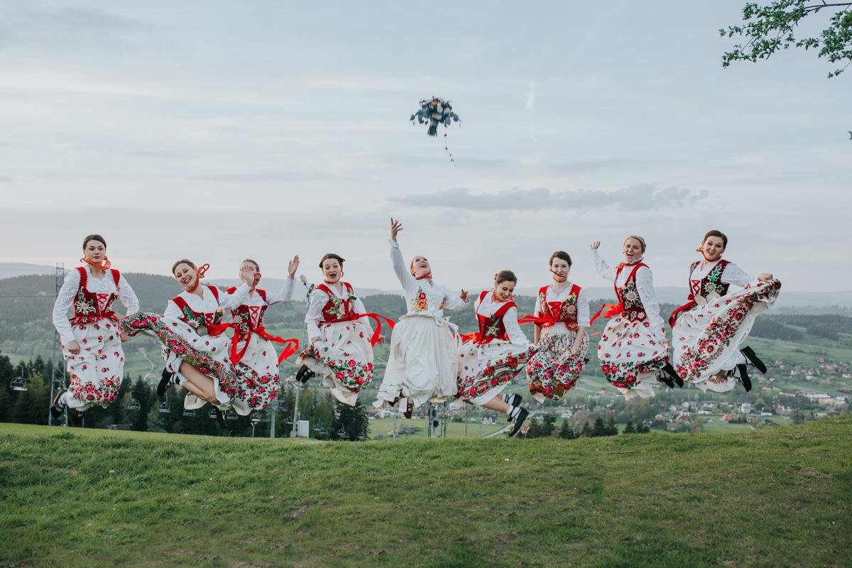 Najlepszy fotograf ślubny na Podhalu