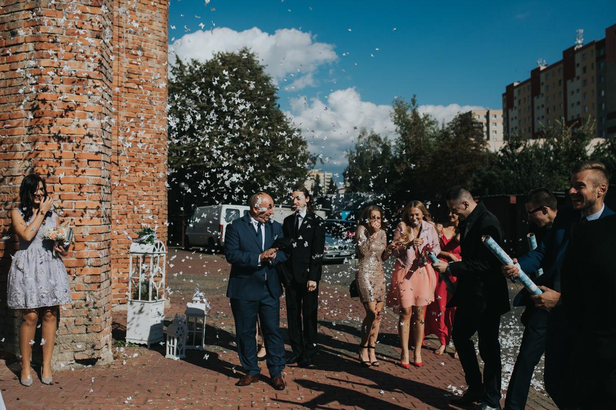 Fotograf ślubny w Częstochowie