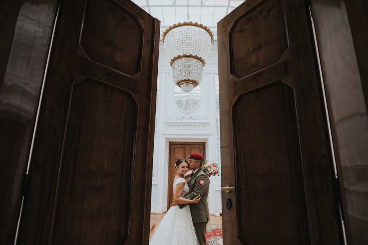Fotograf na sesję ślubną