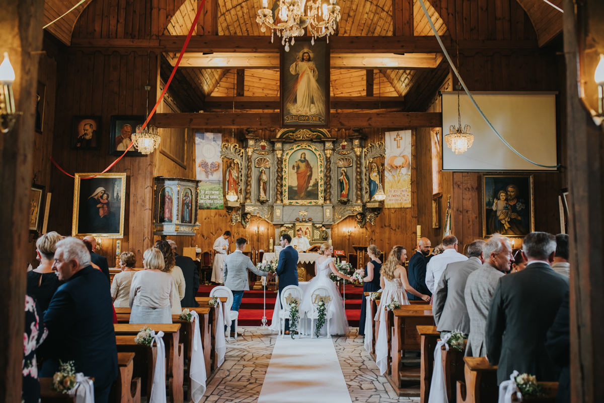 Najciekawsze zdjęcia ślubne w krakowie