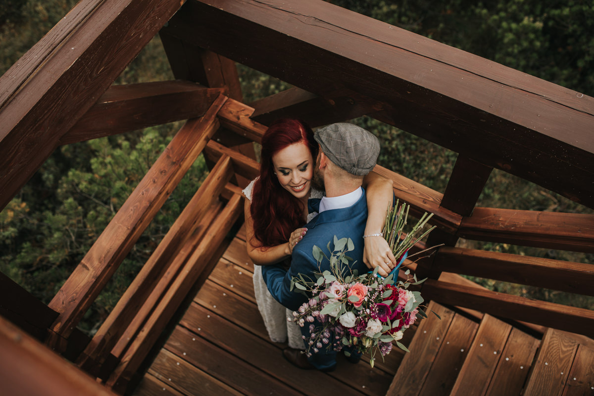 Naturalne zdjęcia ślubne Podhale