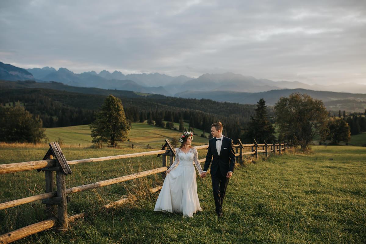 Fotograf na ślub z nowego Sącza