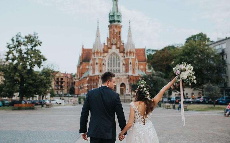 Alicja + Damian - reportaż ślubny Rezydencja Luxury Hotel