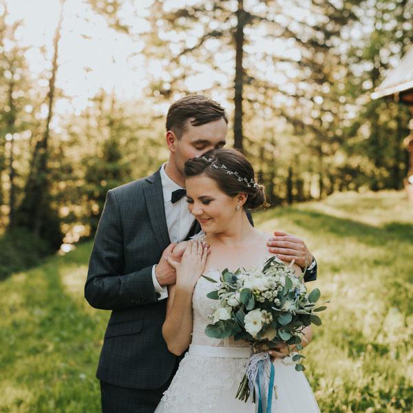 Kasia + Adam - reportaż ślubny w Kościelisku