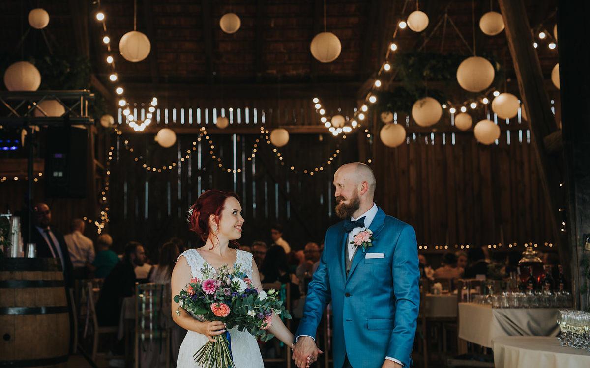 Zu + Kris - reportaż ślubny w Folwarku Wiązy