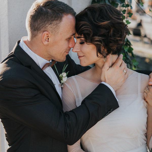 Karolina + Przemek - ślub i wesele w Szczyrku